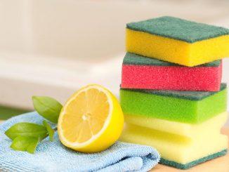 Backofen reinigen mit Zitrone