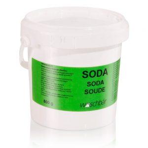 das Ceranfeld reinigen mit Soda